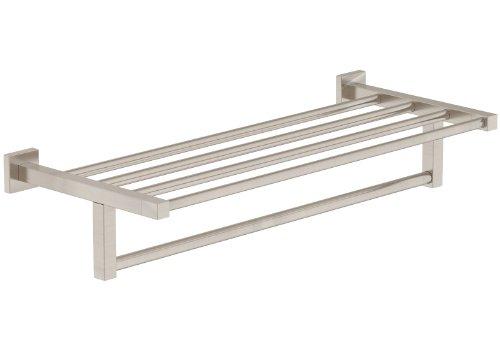 (Symmons 363TS-22-STN Duro Towel shelf Satin Nickel)