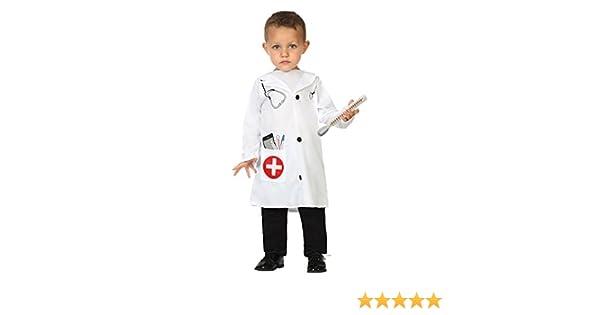 Atosa-27840 Disfraz Doctor, color blanco, 12 a 24 meses (27840 ...
