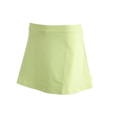 Pure Lime Modern Basic Falda Pantalón Corto Falda con Cosido
