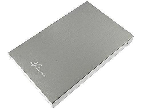 Avolusion HD250U3 500GB Ultra Slim SuperSpeed USB 3.0 Portable External Hard Drive (Pocket Drive) (Silver) - 2 Year Warranty