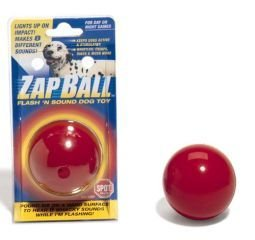 Ethical Products Laser Flashing Ball With Sound – 3831, My Pet Supplies