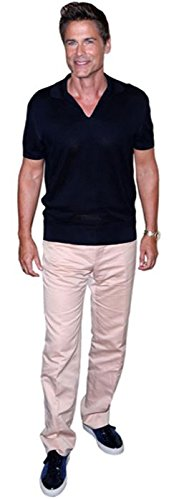 Rob Lowe Life Size Cutout by Celebrity Cutouts