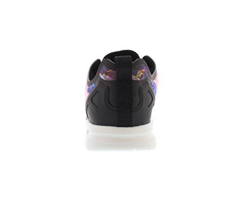 Rãgulier ZX Chaussures 6 US adidas Flux Violet Lisse Course de Couleur Largeur 5 Taille Noir gAq1xTwS