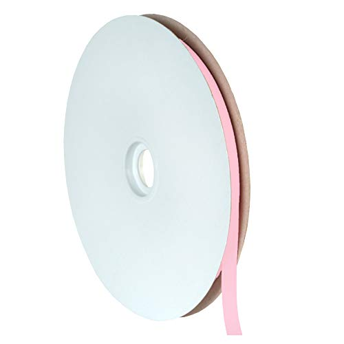 Offray Light Pink Grosgrain Ribbon - Berwick Offray 3/8