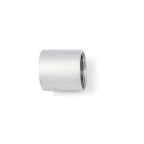 BSP 1/2 inch Socket (Coupling) T316 (A4) Stainless Steel Pack Size : 1