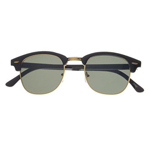 MLC Eyewear ® Soho Retro Square Fashion Sunglasses in - Sunglasses Soho