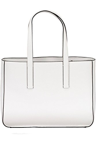Calvin Medium Edge Klein Blanco Handbag Mujer Negro PwrPnzqC
