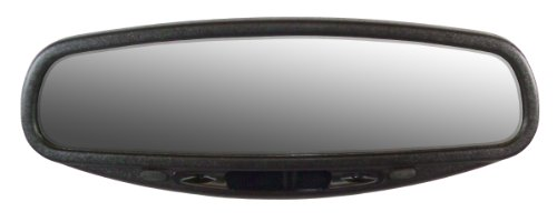 CIPA 36200 Wedge Base Auto Dimming Rearview Mirror with Compass - Model Cipa New
