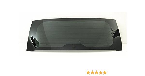 NAGD Compatible with 2014-2019 Kia Soul 2016-2018 Kia Soul EV Passenger Right Side Rear Door Window Glass