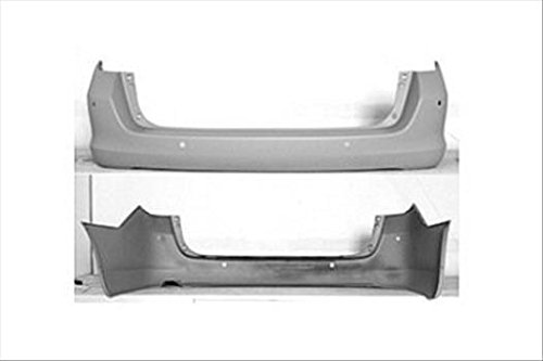 OE Replacement Honda Odyssey Rear Bumper Cover (Partslink Number HO1100221)