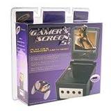 Intec Black Game Screen for GameCube