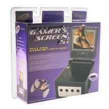 - Intec Black Game Screen for GameCube