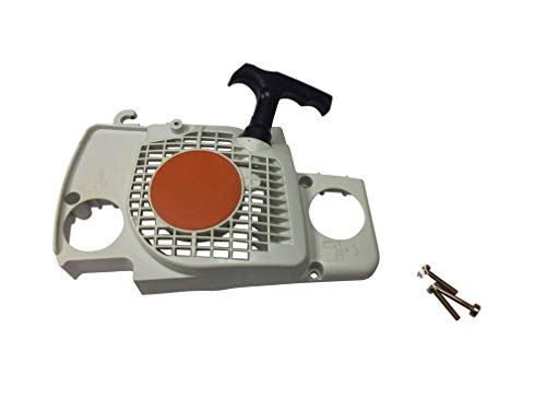 EngineRun Recoil Rewind Pull Start Starter Assembly for Stihl 017 018 MS170 MS180 Chainsaws OEM 11300802100 Ships from The USA MS 170 1130 080 2100