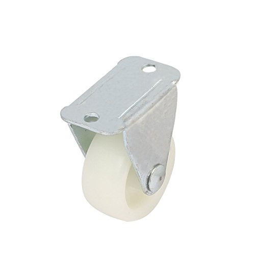 """Aexit 1.2"""" Dia Casters Top Plate Nylon Non-Swivel Caster for sale  Delivered anywhere in Canada"""