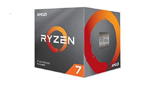 AMD Ryzen 7 3800X 8-Core, 16-Thread Unlocked con Wraith Pris