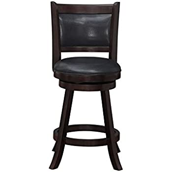 Amazon Com Pulaski Swivel Barstool 24 Inch Kitchen Amp Dining