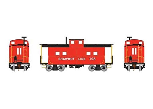 Athearn HO Eastern Caboose P&S #198