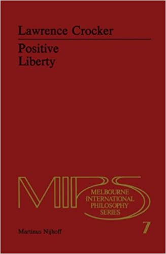 Positive Liberty An Essay In Normative Political Philosophy  Positive Liberty An Essay In Normative Political Philosophy Melbourne  International Philosophy Series Lh Crocker  Amazoncom  Books Cheap Business Plan Pro also Writing Skills Help  Where Is A Thesis Statement In An Essay