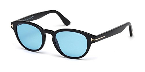 Tom Ford Sonnenbrille Von Bulow (FT0521) schwarz glanz