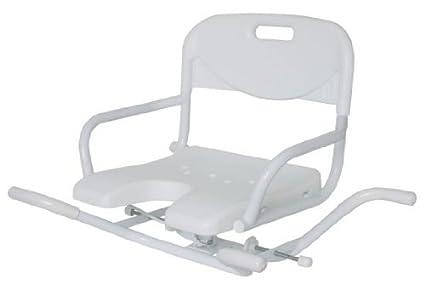 Vasca Da Bagno Seduta : Vasca da bagno seduta extra girevole: amazon.it: salute e cura