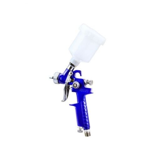 New Mini Hvlp Air Spray Gun Auto Car Detail Touch up Paint Sprayer Spot Repair