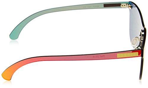 Lenoir Eyewear LE20.6 Lunette de Soleil Mixte Adulte, Vert