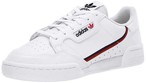 Adidas Continental 80 Shoes Men's, White, Size 12