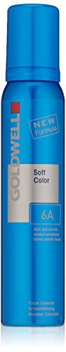 - Goldwell Colorance Soft Color Foam, 6a Dark Ash Blonde, 4.2 Ounce