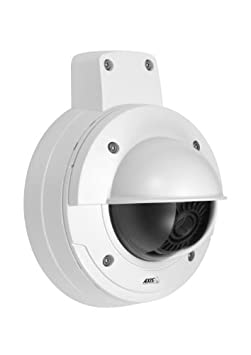Axis Communications P3367-VE Vandal-Resistant Outdoor Fixed Network Camera 0407-001