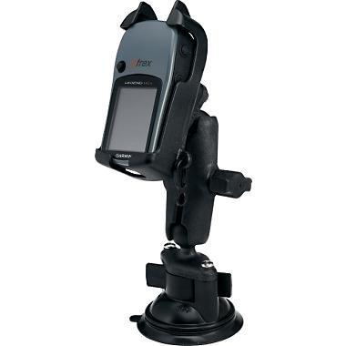 RAM-B-166U GA5 RAM GPS SUCTION CUP MOUNT CAR TRUCK HOLDER FOR GARMIN E-TREX ETREX VISTA SUMMIT LEGEND CAMO (Etrex Camo)