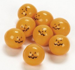 Double Bubble Pumpkin Gumballs - Halloween Party Candy - Treats ()