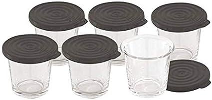 Moulinex Xa606000 - Juego de 6 recipientes para cocina pequeño electrodoméstico: Amazon.es: Grandes electrodomésticos