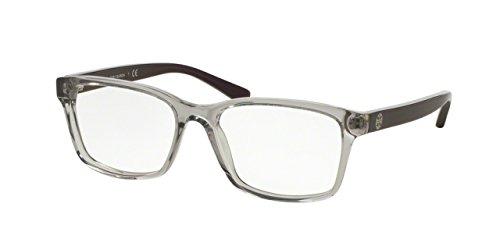 Tory Burch TY2064 Eyeglass Frames 1544-52 - Lt. Grey/blueberry TY2064-1544-52 by Tory Burch