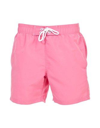 White Label Swim Shorts - Pink - Mens - XX-Large: Amazon.co.uk ...