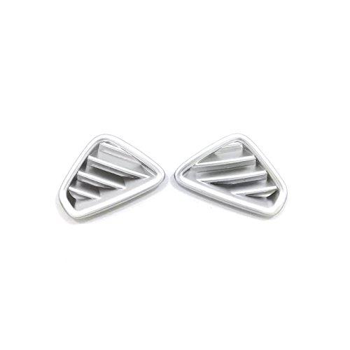 YUZHONGTIAN ABS plastica opaca interior top a/c uscita aria diffusore di ventilazione griglia Trim pezzi per Kona 2017 2018 YUZHONGTIAN Auto Trims Co. Ltd