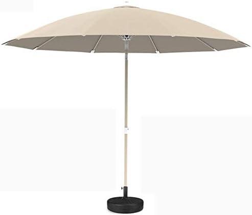 パラソル市場パティオ屋外傘ベースガーデン芝生テーブル太陽キャノピーUV保護