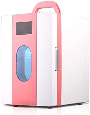 ZJDU Mini Refrigerador Portátil 10L Enfriador/Calentador Eléctrico ...