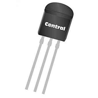 2N4124 Central Semiconductor, 20 pcs in pack, sold by SWATEE ELECTRONICS: Amazon.es: Amazon.es