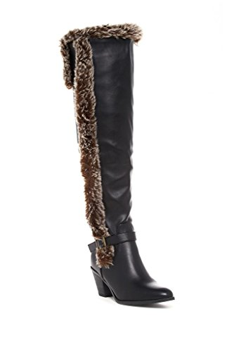 22 Black Women Boot - 7