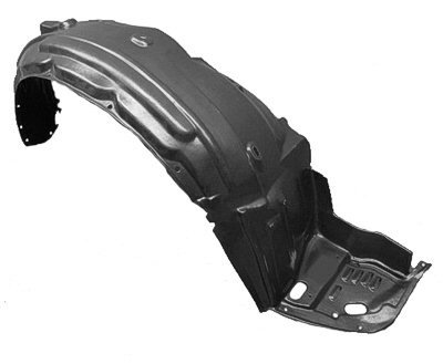HONDA ACCORD OEM STYLE RH RIGHT HAND PASSENGER INNER FENDER COUPE (Honda Accord Coupe 2008 compare prices)