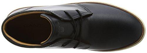GANT Herren Bari Chukka Boots Schwarz (Schwarz)
