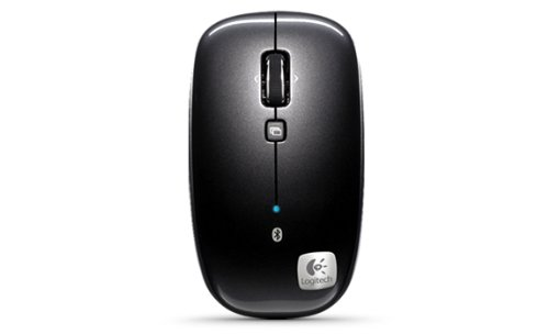 - Logitech M555b Mouse for Mac