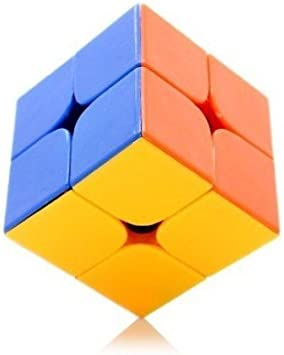 Stylezit 2X2 Stickerless Speed Cube