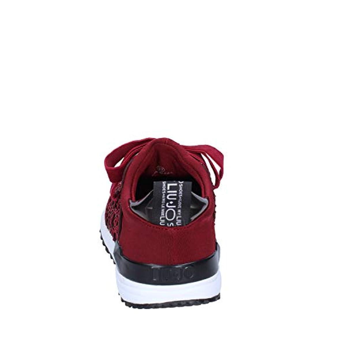 Liu Jo Sneaker Donna Tessuto Rosso