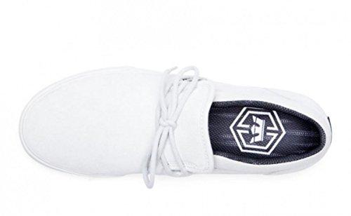 Supra Skateboard Shoes Cuba Light Grey