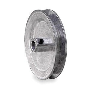 V-Belt Pulley, 1''Fixed, 5''Od, Zamak3 by Congress
