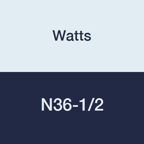Watts Regulator Watts N36-1/2 Water Service Vacuum Relief...