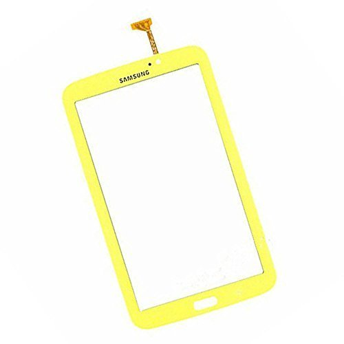 amazing-zone ~ Touch Screen Digitizer for Samsung Galaxy Tab 3 7.0 Kids T2105 Wifi Yellow Color