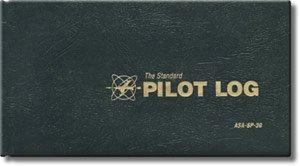 PILOT LOG ASA-SP-30