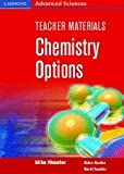 Chemistry Options Teacher Materials CD-ROM, David Acaster and Helen Harden, 0521685397